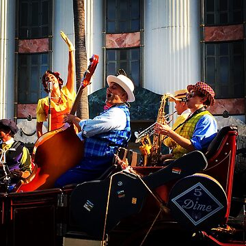 Five and Dime Band by ATJones
