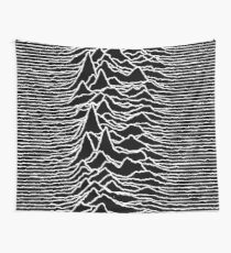 Unknown Pleasures - Joy Division Wall Tapestry