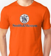 Smith & Wesson Guns T-Shirt