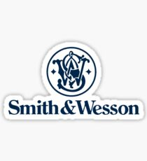 Smith & Wesson Guns Sticker