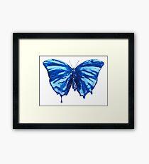 [ Butterflies ] War Room Stories - Breton Framed Print