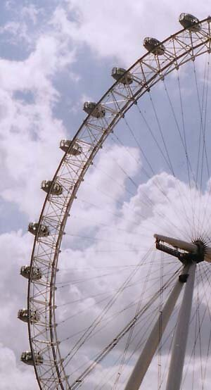 London Eye by Kayleigh Sparks