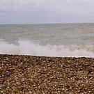 Eastbourne Beach by Kayleigh Sparks
