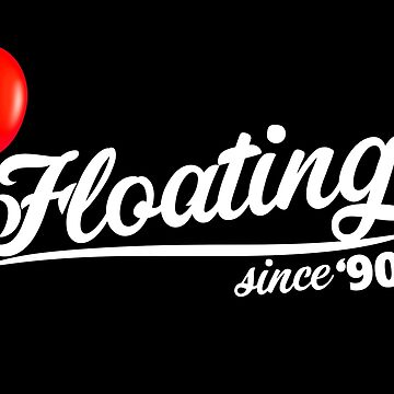 Floating Since by AllMadDesigns