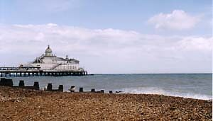 Eastbourne Pier by Kayleigh Sparks