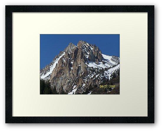Twin lakes California by senseirduffy