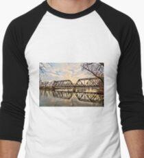 Trestle To Clarksville 2 Men's Baseball ¾ T-Shirt