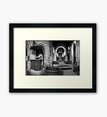 Memorial Kirk Framed Print