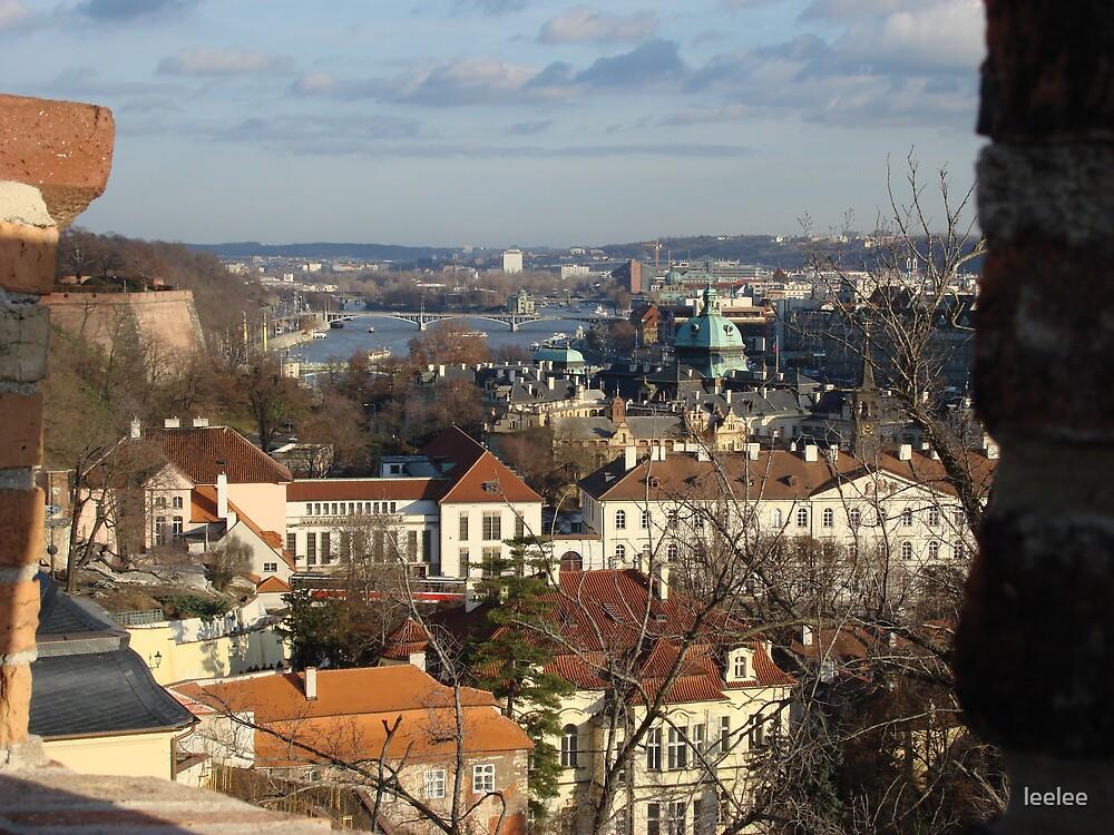 Urban Vista by leelee