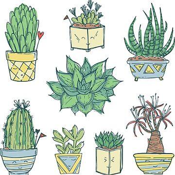 Cactus by Lovecartoons121