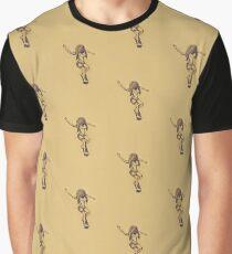 Peach Sk8r Graphic T-Shirt