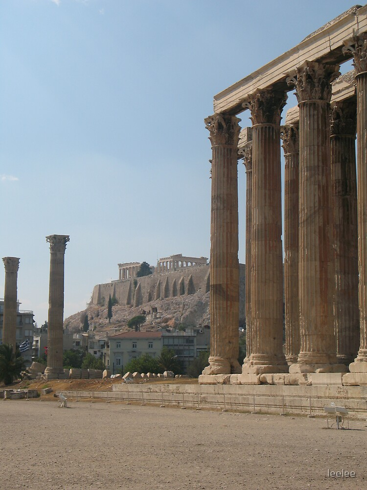 The Acropolis by leelee