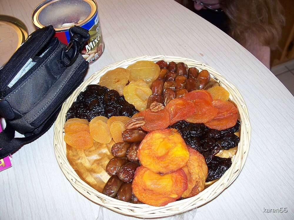 Fruit Plate by karen66