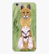 Serval Cat iPhone Case
