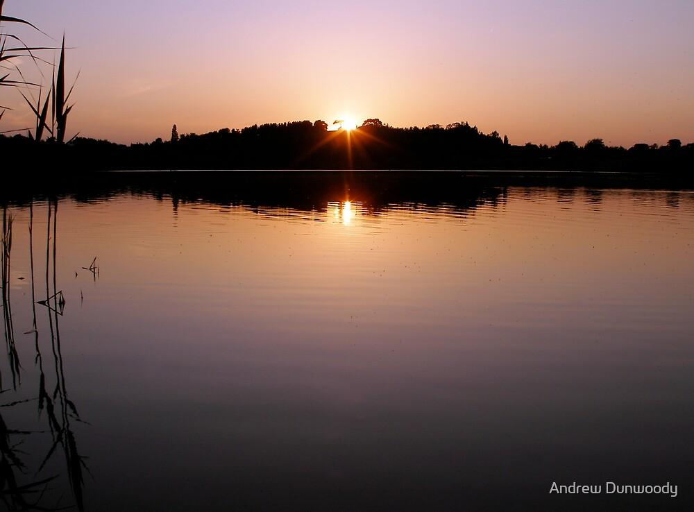 Astbury Mere by Andrew Dunwoody