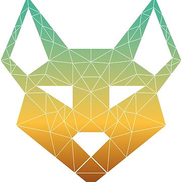 """Geometric Canine - """"View"""" Inverted by GeometricFR"""