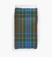 Diana Hunting Plaid Tartan  Duvet Cover
