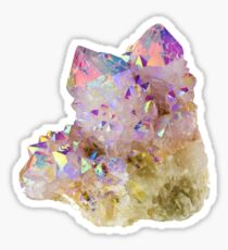 Crystal Stone  Sticker