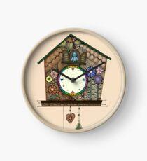 Cuckoo Clock Clock