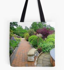 The Herbaceous Border Tote Bag