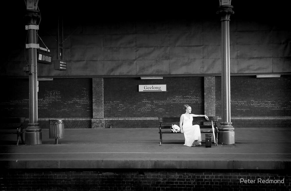 Waiting...... by Peter Redmond