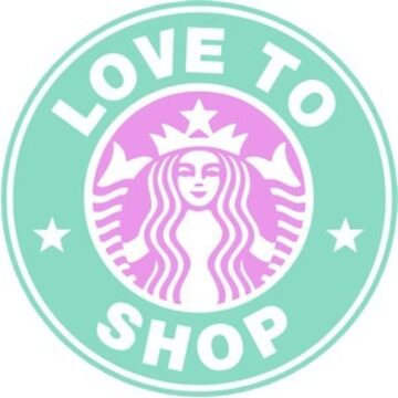 Love to shop sticker by Lovecartoons121