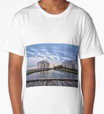 Water Under The Bridge Long T-Shirt
