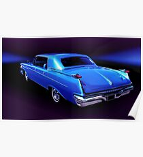 1962 Chrysler Imperial Crown Poster