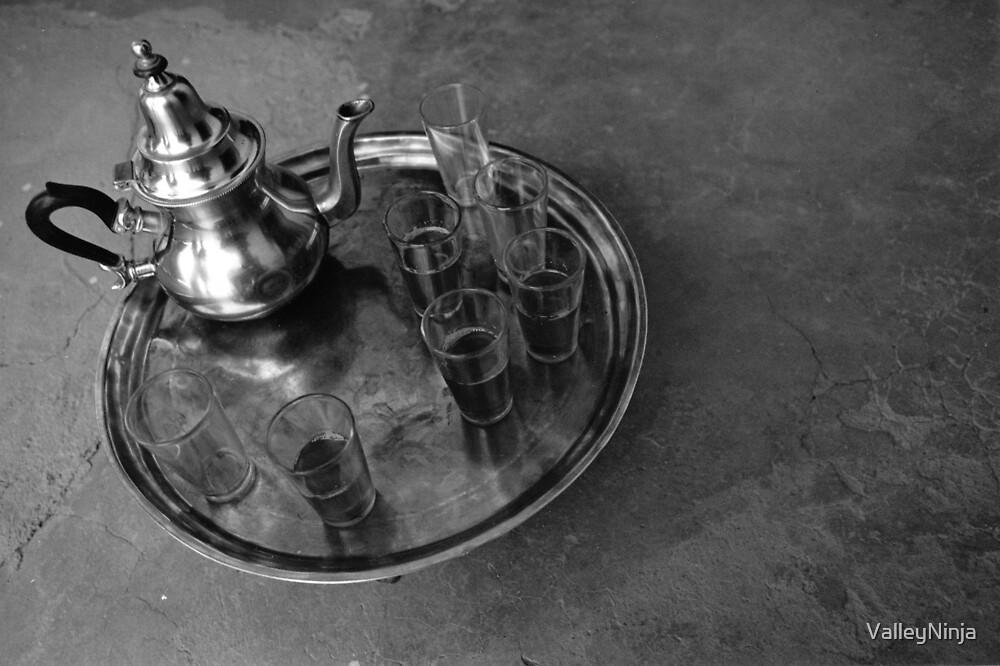 Moroccan Mint Tea by ValleyNinja