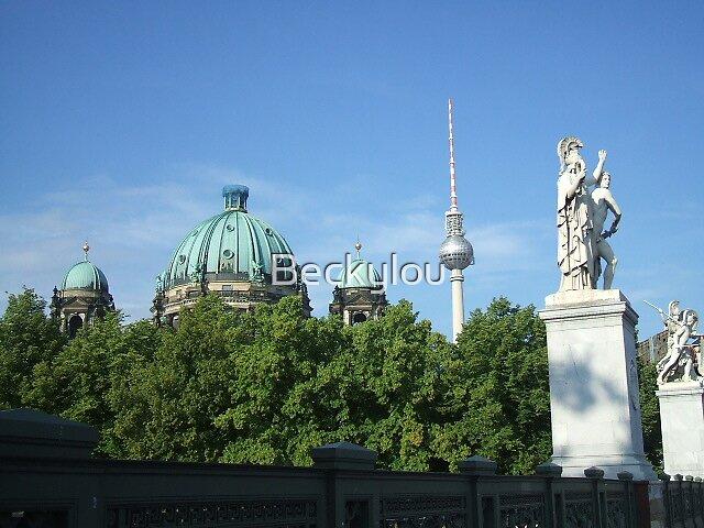Berliner skyline by Beckylou