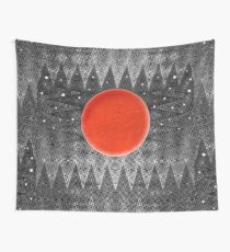 Bodacious Blood Moon Wall Tapestry