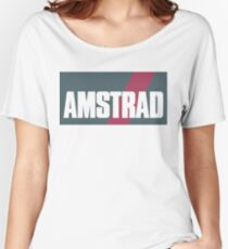 Amstrad Logo T-shirt for Men or Women