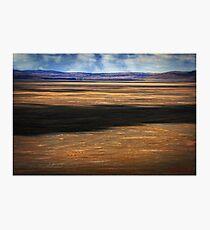 Lake George (NSW/Australia) Photographic Print