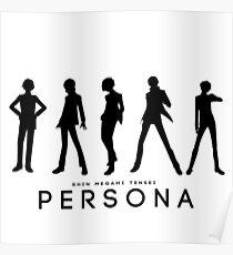 Persona 20th anniversary Poster