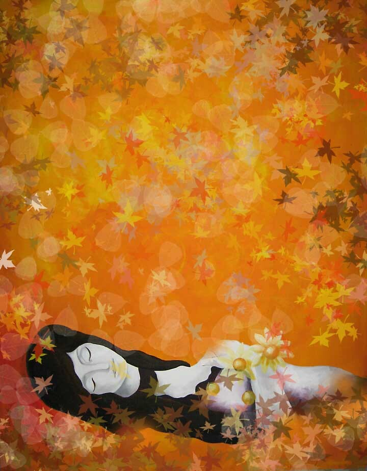 sleeping princess {autumn} by yuanyusef
