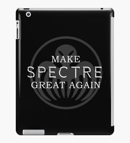 Make SPECTRE Great Again iPad Case/Skin
