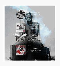 Kendrick Lamar studio album discography Photographic Print