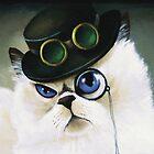 Miss. Kitty Bartholomew by tigressdragon