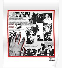 XXXTENTACION - MEMBERS ONLY, VOL,3  Poster