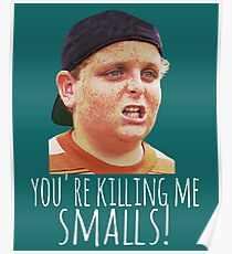 Killing me Smalls III Poster
