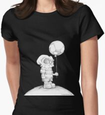 Early Spring Afternoon Womens Fitted T-Shirt