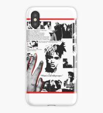 XXXTENTACION - MEMBERS ONLY, VOL,3  iPhone Case