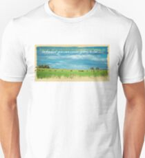 Finding Peace Within © Vicki Ferrari Photography T-Shirt