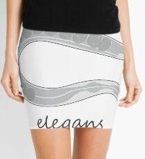 C'est elegans Mini Skirt