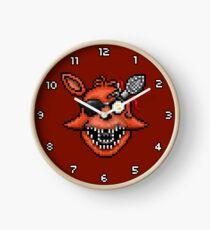 Five Nights at Freddy's 2 - Pixel art - Foxy Clock