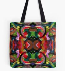 Colorific Swirliness Tote Bag