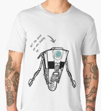 Claptrap - Not the droid you are looking for Men's Premium T-Shirt
