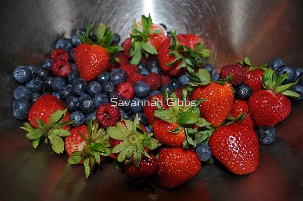 Fruit  by Savannah Gibbs