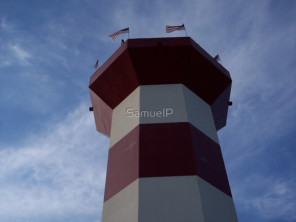 Harbour Town Light House by Samuel Pevehouse