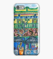 Jules Cafe iPhone Case/Skin
